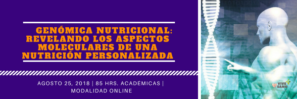 Genómica nutricional email