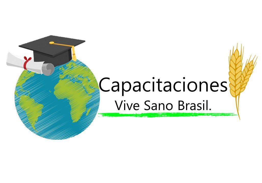 Capacitaciones Vive Sano Brasil