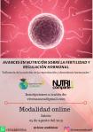 Curso Avances en nutrición sobre la fertilidad y regulación hormonal.